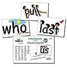 Child1st Publications, LLC SnapWords List B Sight Word Flash Cards Pocket Chart Cards
