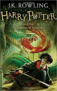 [By J.K. Rowling] Harry Potter and the Chamber of Secrets: 2/7 (Harry Potter 2) (Paperback)【2016】by J.K. Rowling (Author) [1863]