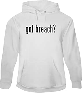 got Breach? - Men's Pullover Hoodie Sweatshirt