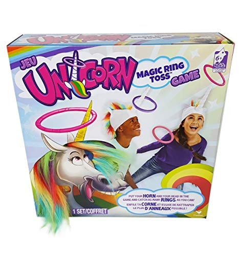 Unicorn Ring Tossing Game