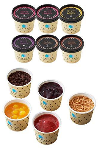 LeTAO(ルタオ) カップアイス パルフェ ミニョン (6個入) ギフト アイスクリーム アイス 御歳暮 お歳暮 冬ギフト