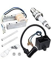 Heritan Motor CDI Bobine Magneto Stator Coil Kit voor 2 Takt 49Cc 50Cc 60Cc 80Cc Motor Fiets