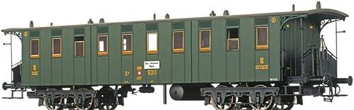 Brawa 65011 Personenwagen C4 SBB
