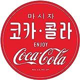 Coca-Cola Enjoy Korean Vinyl Sticker Vintage Style Decal