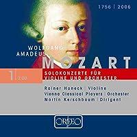 モーツァルト:ヴァイオリン協奏曲第3番 ト長調K.216 (2CD) Mozart: Violinkonzerte