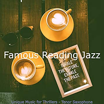 Unique Music for Thrillers - Tenor Saxophone