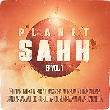 Planet SAHH EP Vol. 1