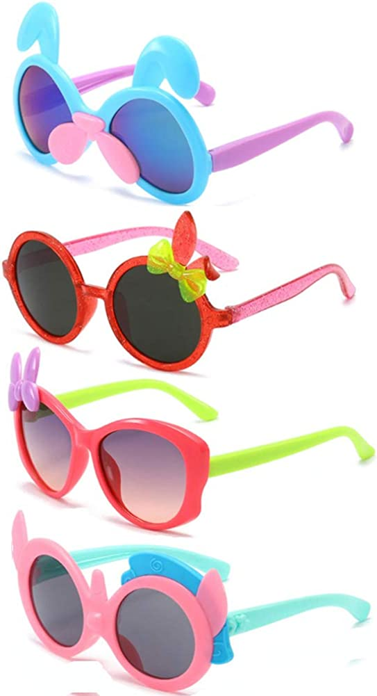 Sunglasses For Toddler Kids Children Dog Butterf Bear Max 44% OFF Girls Limited time sale Boys