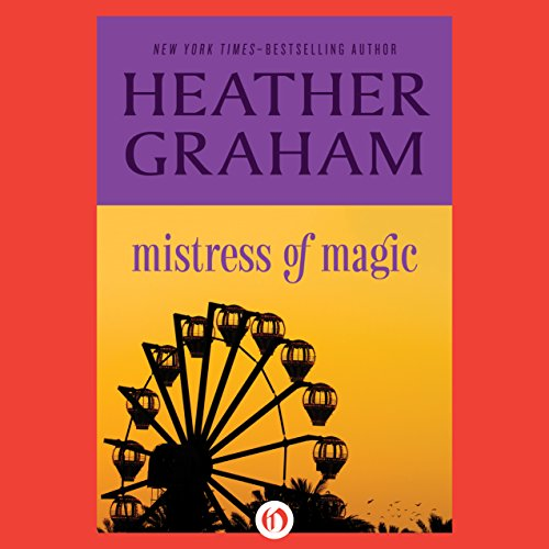 Mistress of Magic audiobook cover art