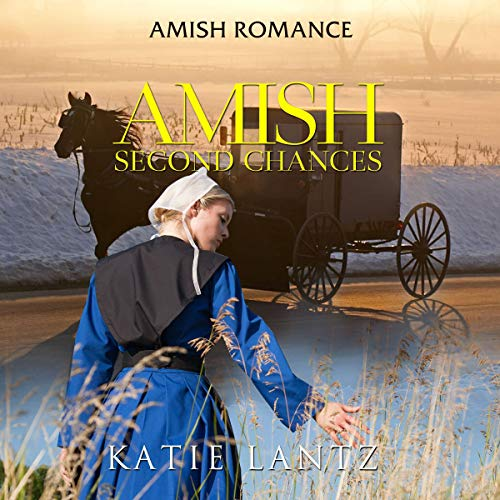 Amish Second Chances audiobook cover art