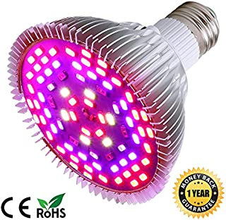 50W Led Grow Light Bulb, MIYA