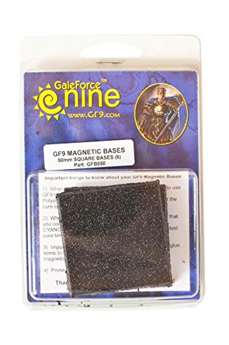 Gale Force 9 - MBS 50mm Square - FWGFB050