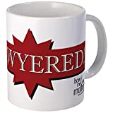 CafePress - HIMYM Lawyered - Unique Coffee Mug  11