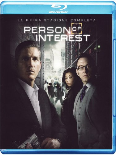 Person Of Interest Stg.1 (Box 5 Br)