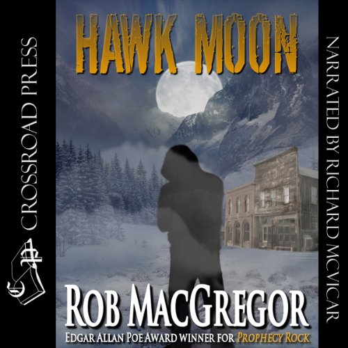 Hawk Moon audiobook cover art