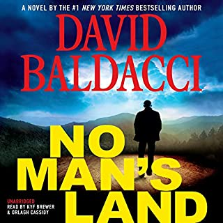No Man's Land: John Puller, Book 4 cover art