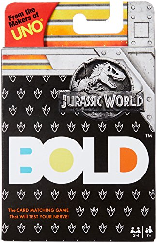 Bold Jurassic Card Game