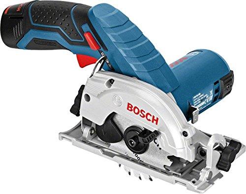 Bosch GKS 10.8 V-LI Professional Cordless Circular Saw The smallest professional universal saw ( Bare Tool)