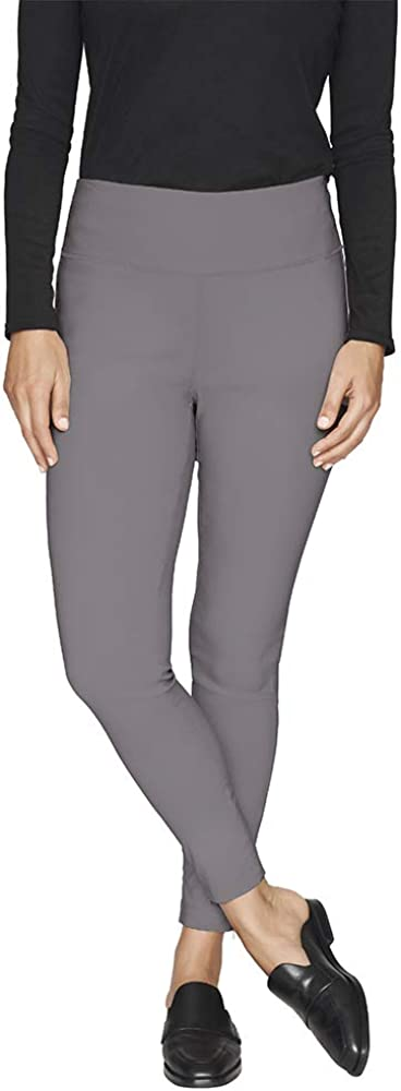 b new york Women's Recycled Zip Pocket Comfort Stretch Legging