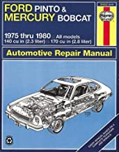 Ford Pinto & Mercury Bobcat 1975-1980 Automotive Repair Manual