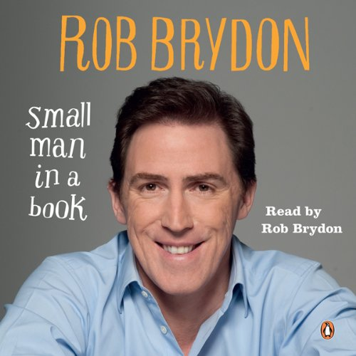 Small Man in a Book audiobook cover art