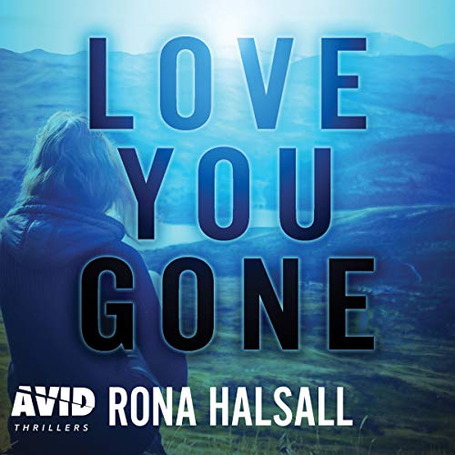 Love You Gone audiobook cover art