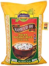 Mahmood 500 Indian Basmati Rice 1121 XXL - 20 KG