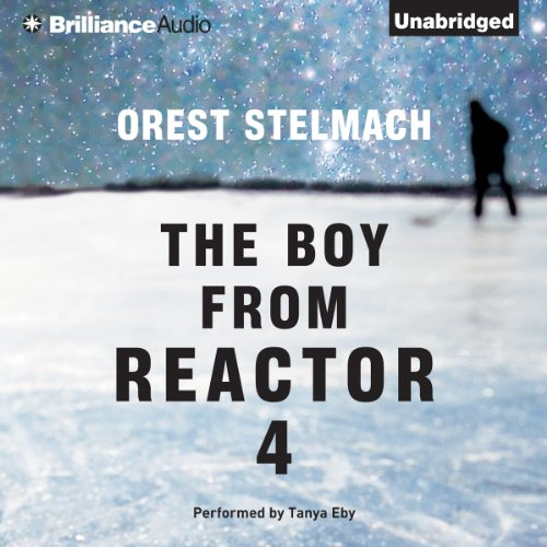 The Boy from Reactor 4 audiobook cover art