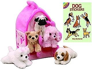 Unipak Pink Dog House 12