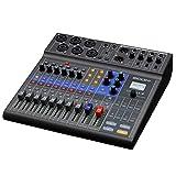 Zoom LiveTrak L-8 Podcast Recorder, Battery Powered, Digital Mixer and Recorder,...