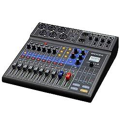 Zoom LiveTrak L-8 Digital Mixer and Recorder Review