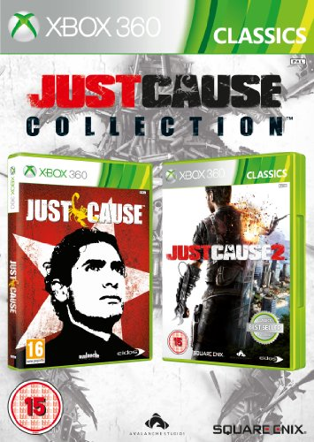 Just Cause 1 And 2 Doublepack [Importación Inglesa]