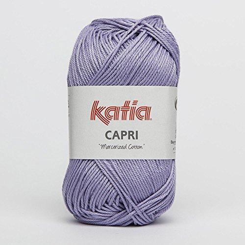 Katia Capri 82106 lilla foschia 50g Wolle