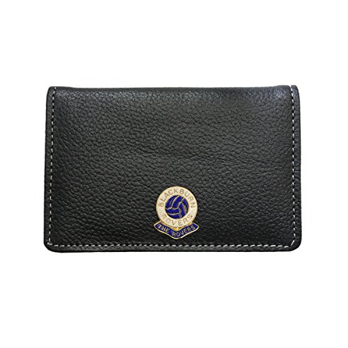 Blackburn Rovers Football Club Leather Card Holder Wallet