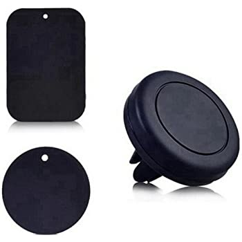 AIUIN 1 Pcs Soporte Movil Coche Magnético Universal 360 Grados ...