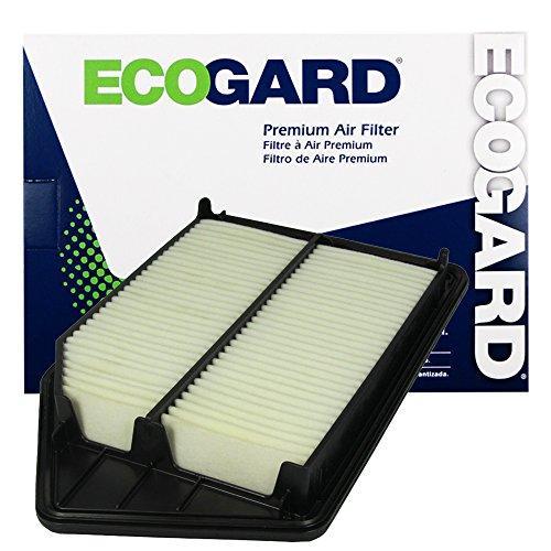 ECOGARD XA10005 Premium Engine Air Filter Fits Acura TLX 2.4L 2015-2020 | Honda Accord 2.4L 2013-2017