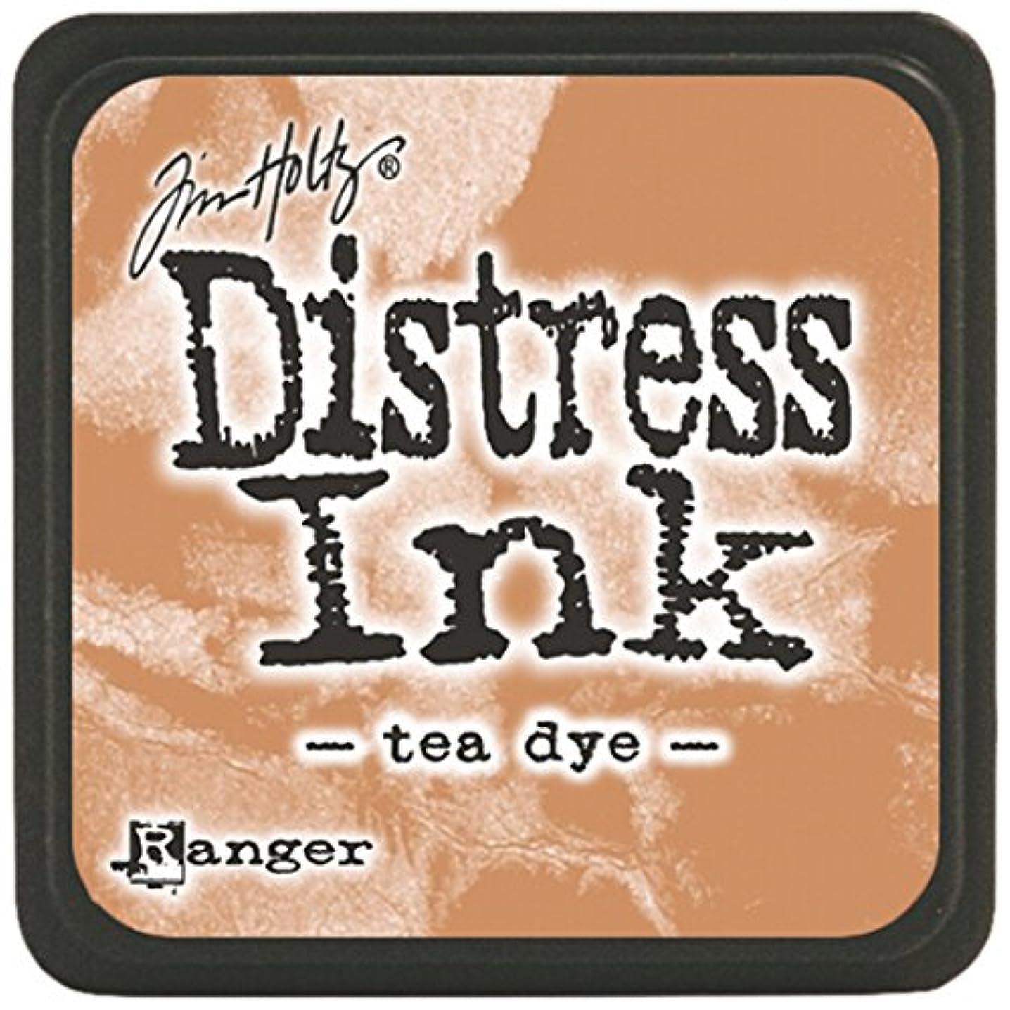 Ranger Tim Holtz Distress Ink Pads, Mini, Tea Dye
