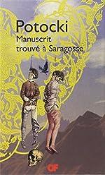 Manuscrit trouvé à Saragosse Coffret en 2 volumes - Version de 1804 ; Version de 1810 de Jean Potocki