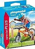 PLAYMOBIL Special Plus 70303 - Bicicleta de montaña a Partir de 4 años