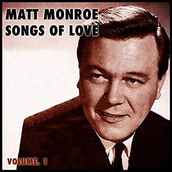 Songs of Love Volume 1