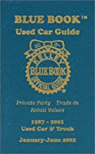 Kelley Blue Book Used Car Guide January-June 2002: Consumer Edition