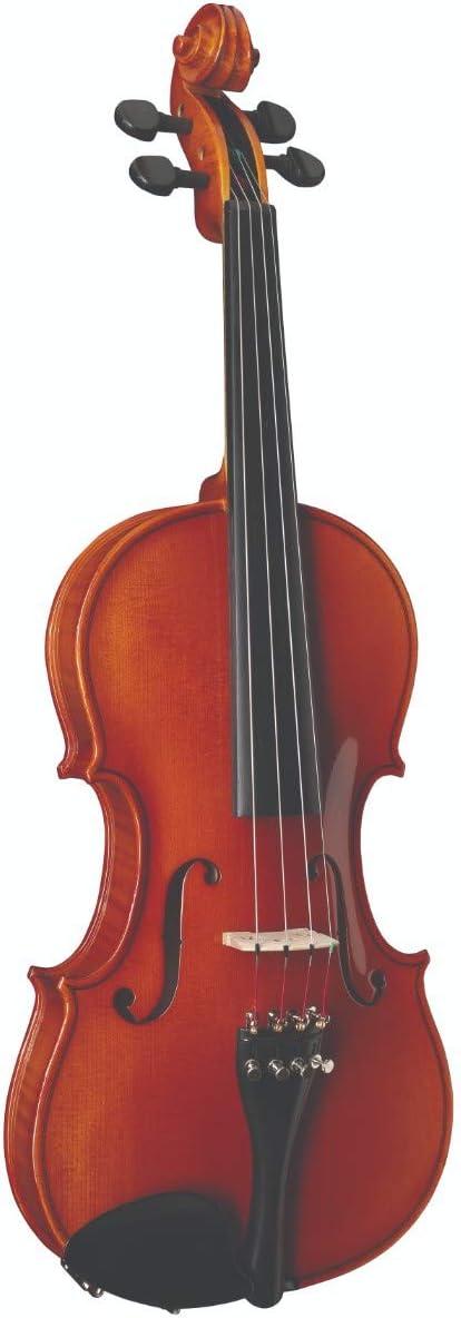 Becker 激安挑戦中 4-String Violin Polished 1000A 限定モデル brown gold