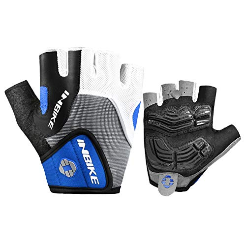 INBIKE Cycling Gloves Men Mountain Bike