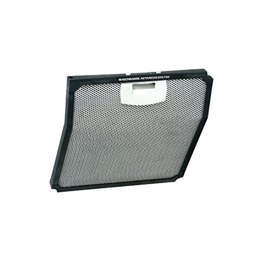 SILVERLINE Filtro de carbón activo AF 500 (hasta 3 veces lavable), accesorio para campana extractora, filtro