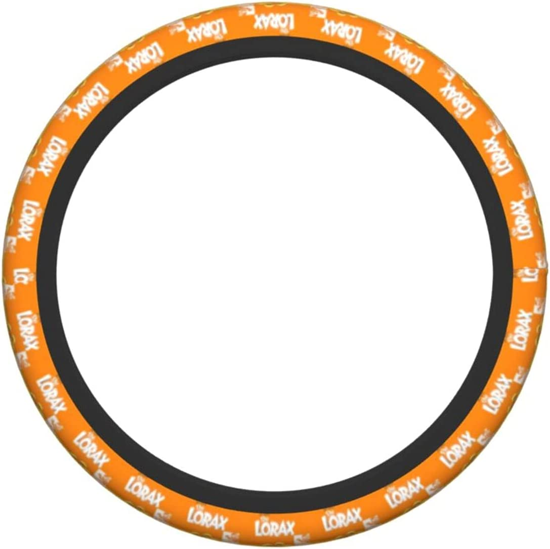 supreme Dr. Se-us-s'The Lo-ra-x Steering Bombing free shipping Wheel 15 Cover inch Universal S