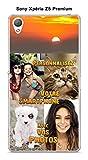 Coque personnalisee Sony Xperia Z5 Premium - avec VOS photos.