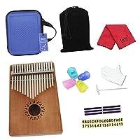 SM SunniMix カリンバサムピアノアクセサリーバッグ付き-木製楽器に初心者初心者 - #2