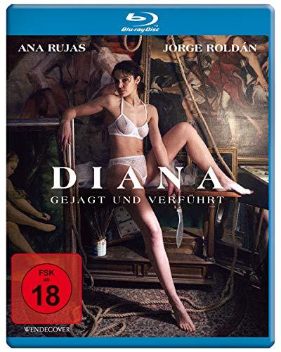 Diana - gejagt und verführt [Alemania] [Blu-ray]