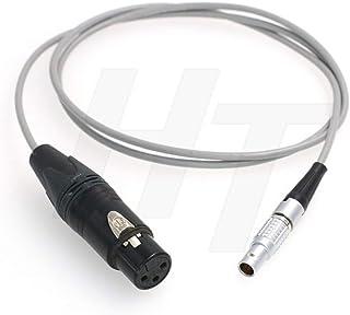 HangTon - Cable de audio XLR de 3 pines a 6 pines para cámara ARRI Alexa Mini LF