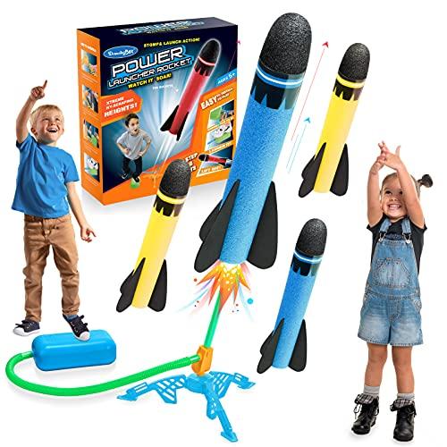 Let'S Got! Giochi Bambini 3-9 Anni, Giochi da Giardino per Bambini Razzo Spaziale Giocattolo Giocattoli Bambino 3-9Anni Giochi all Aperto per Bambini Regali Bambina 3-9 Anni Compleanno Bambina